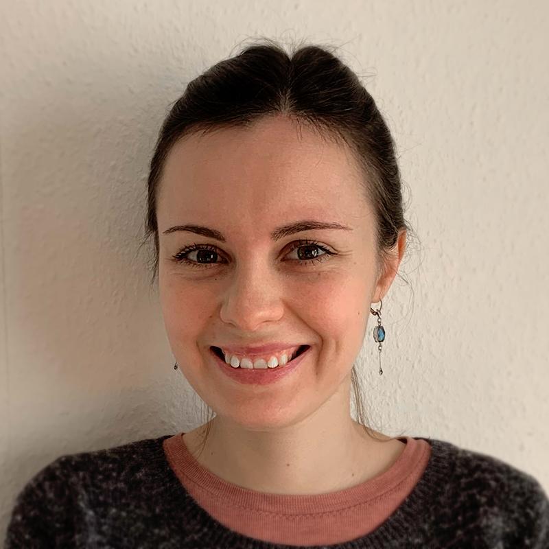 profile picture (in color) of Julia Sorouri